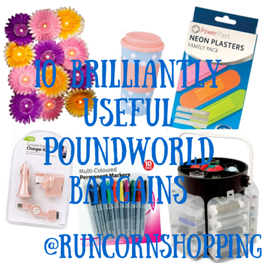 10 Brilliantly Useful Poundworld