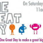 one great day banner
